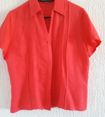 Bluza boje MAGENTA