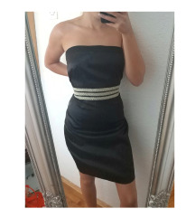 Komplet elegantna haljina i kratki