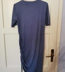Reserved midi haljina kratkih rukava