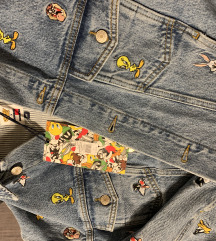 Tommy jeans looney tunes jakna