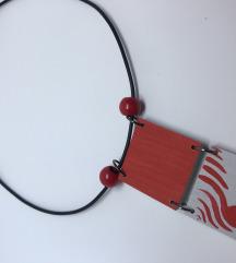 Unikat ogrlica rucni rad