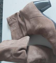 Čizme kožne 38