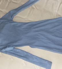 Bershka haljina s mašnicom