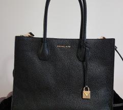 crna kozna torba/SNIZENO 700