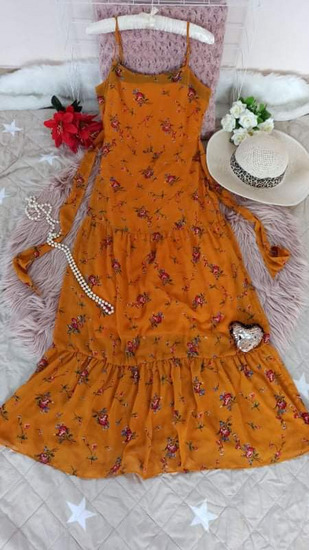 Nova cvjetna haljina 36/38