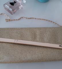 Zlatna torbica za svečane prigode