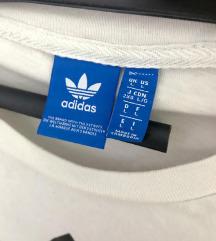 Adidas originals  crno bijela majica