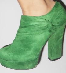 NOVO: Zelene gležnjače, 39