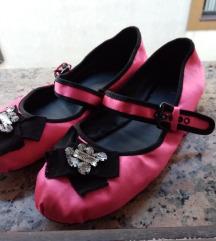 Zara balerinke roza