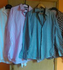 4 muške Mexx košulje XL