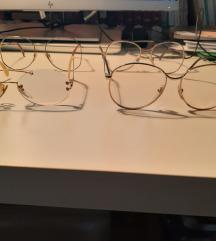 Vintage dioptrijske i sunčane naočale