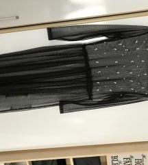 ZARA haljinica od tila