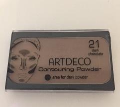 Artdeco puder za konturiranje