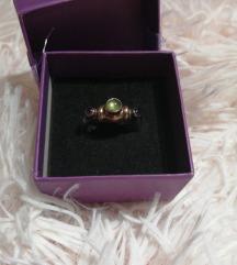 Reve prsten- Sterling 14k
