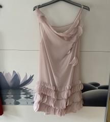 Roza kraća haljina