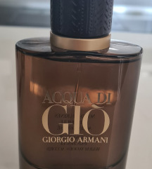 Armani parfem+ poklon Lancome gel