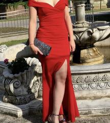 Svećana duga haljina