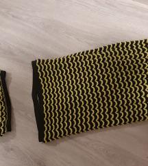 Zara knit komplet S