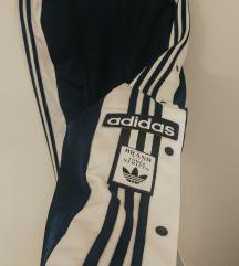 Nove Adidas original modre adibreak hlače