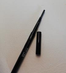NYX Black olovka