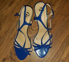 Sandale  plave