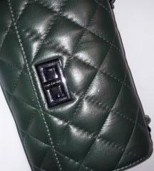 Kožna Piere Cardin torbica s etiketom