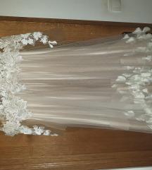 Boudoir haljina/vjencanica snizeno