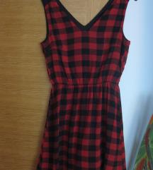 Tom Tailor haljina od šfona, S