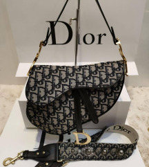 Christian Dior Saddle torba