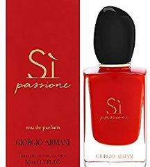 Giorgio Armani Si passione 50ml eau de parfum