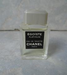 Chanel Egoiste Platinum mini parfem