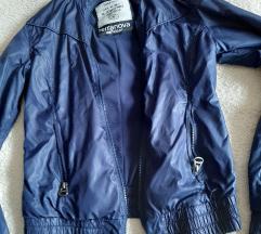 %% plava jakna
