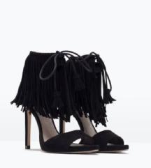 Sandale s resama