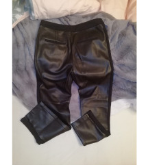 Termo kožne hlače