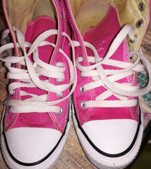PINK ROZA Converse