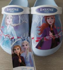 Crocs Frozen, NOVO