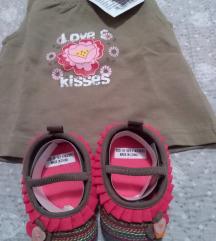 Lot majica i cipele NOVO