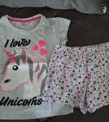 Emoji ljetna pidžamica