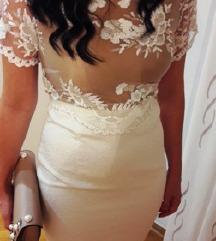 Predivna bijela P.S.fashion haljina, 36/38