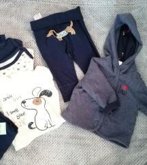 Lot odjeće za dječaka