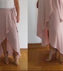 Amisu suknja na preklop-50% sada 40 kn