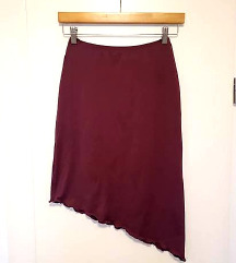 Asimetrična suknja S/M