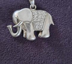 Srebrni slon