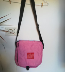 Roza torbica sa puno pretinaca/neseser