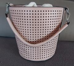 Nova mala puder roza torba