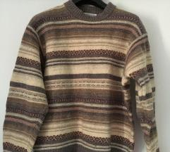 Vintage pulover