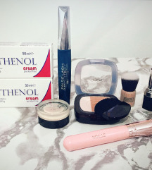 Nova kozmetika,kreme i šminka (pt) +poklon
