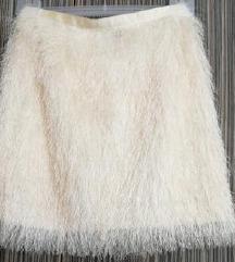 H&M pernata suknjica