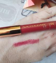 Naj Oleari shine  vibes lipstick 04