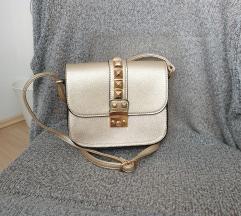 Nova torbica, zlatna